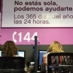 En cuarentena obligatoria, los llamados al 144 por violencia de género aumentaron un 25%