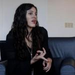 """Marina Cardelli, de Cascos Blancos: """"Vamos a ir casa por casa de los barrios más carenciados"""""""