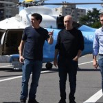De Pedro, Frederic, Larreta y Santilli controlan juntos la cuarentena social