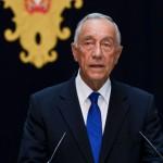 """El presidente de Portugal, en """"cuarentena voluntaria"""" por posible coronavirus"""