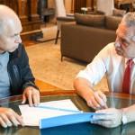 Nueva reunión entre Fernández y Larreta por las medidas contra el coronavirus