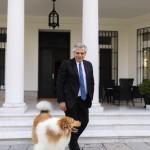 Un dia en la vida de Alberto Fernández