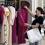 Fuerte caída en las ventas de indumentaria durante marzo
