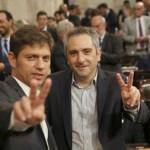 """Andrés """"Cuervo"""" Larroque reemplazará a Fernanda Raverta en el gabinete de Axel Kicillof"""