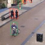 El video del detector de distanciamiento social que alerta cuando no se cumple esta medida
