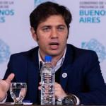 """Kicillof adelantó que la provincia anunciará un """"endurecimiento"""" del aislamiento"""
