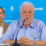 """Ginés González: """"La semana que viene aviones de Aerolíneas irán a China a buscar insumos de bioseguridad"""""""