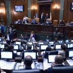 La Legislatura porteña aprobó un pedido de informes sobre la compra de barbijos con sobreprecios
