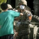 El Gobierno reforzó el presupuesto militar para potenciar la ayuda de las Fuerzas Armadas ante la pandemia
