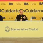 Larreta dio detalles de las nuevas restricciones en la Ciudad
