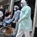 En la Ciudad, la mayoría de los últimos casos de coronavirus se dan en personal de salud