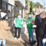 Aislamiento parcial en barrio popular de Berisso y Ensenada por 39 casos de coronavirus