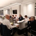 Fernández analiza junto a Rodríguez Larreta cómo será la nueva fase del aislamiento en la ciudad