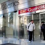Hay 118 pacientes contagiados de coronavirus en el Sanatorio Güemes: 7 en grave estado