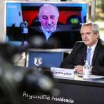Alberto anticipó que el gobierno anunciará 60 medidas para la postpandemia