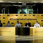 Larreta presentó el plan de apertura que se inicia el lunes en la Ciudad