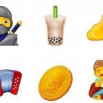 Los 117 nuevos emojis que llegarán a los celulares