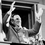 Juan Domingo Perón, el hombre que marcó la vida política de la Argentina a 46 años de su muerte.