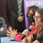 Elizabeth Gómez Alcorta, ministra de las Mujeres, Género y Diversidad.