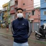 Daniel Castillo, un referente social de 29 años. La Anses designó a un vecino de la Villa 31 al frente de su oficina en ese barrio