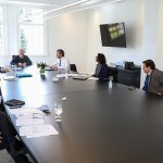 Alberto Fernández encabezó una reunión de gabinete económico en medio de una creciente preocupación por la crisis