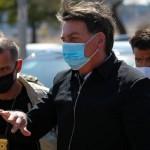 """""""Qué ganas de reventarte la boca a golpes"""", amenazó Bolsonaro a un periodista de O Globo"""