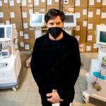 Axel Kicillof reforzó la asistencia a intendentes con 1.500 millones por la pandemia