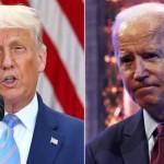 """Trump calificó el debate presidencial de """"divertido"""" y Biden lo acusó de ser """"una vergüenza"""""""