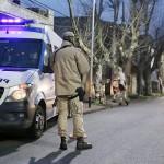 Con 500 efectivos por turno, comenzó el operativo de seguridad de fuerzas federales