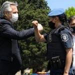 """Entrega de móviles a la Policía Bonaerense: """"Invertir en seguridad es invertir en los que menos tienen"""""""
