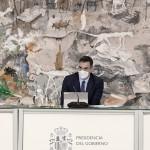 España decretó el estado de alarma en todo el país hasta el 9 de mayo