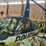 """Paraguay: hallaron un """"narcohelicóptero"""" de la Bonaerense alquilado en 2019"""