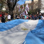Marcha y contramarcha en la Quinta de Olivos