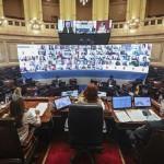 Se aprobó en el Senado el proyecto que redistribuye la coparticipación de la Ciudad