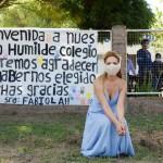 Fabiola Yañez hizo posible la perforación de un pozo de agua para 90 familias en Chaco