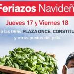 """Feriazos de la UTT para que """"a nadie le falte alimento en Navidad"""""""