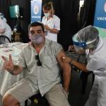 Provincia arranca con la vacunación a los menores de 60 años