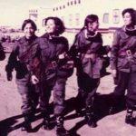 Homenaje a enfermeras civiles de la Guerra de Malvinas
