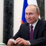 Putin llamo a Alberto Fernandez para saber su estado de salud.