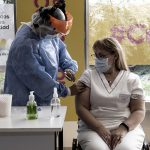Casi el 45% de los porteños ya cuenta con dos dosis de vacunas contra el coronavirus